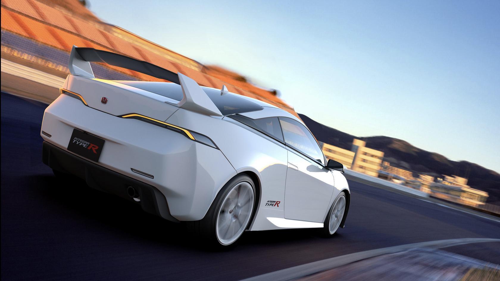 nieuwe Honda Integra Type R