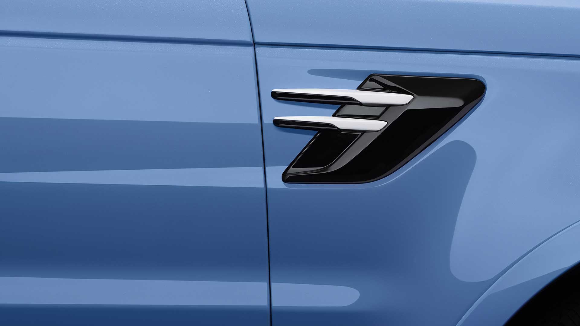 Luchtinalten Range Rover Sport SVR Ultimate Edition