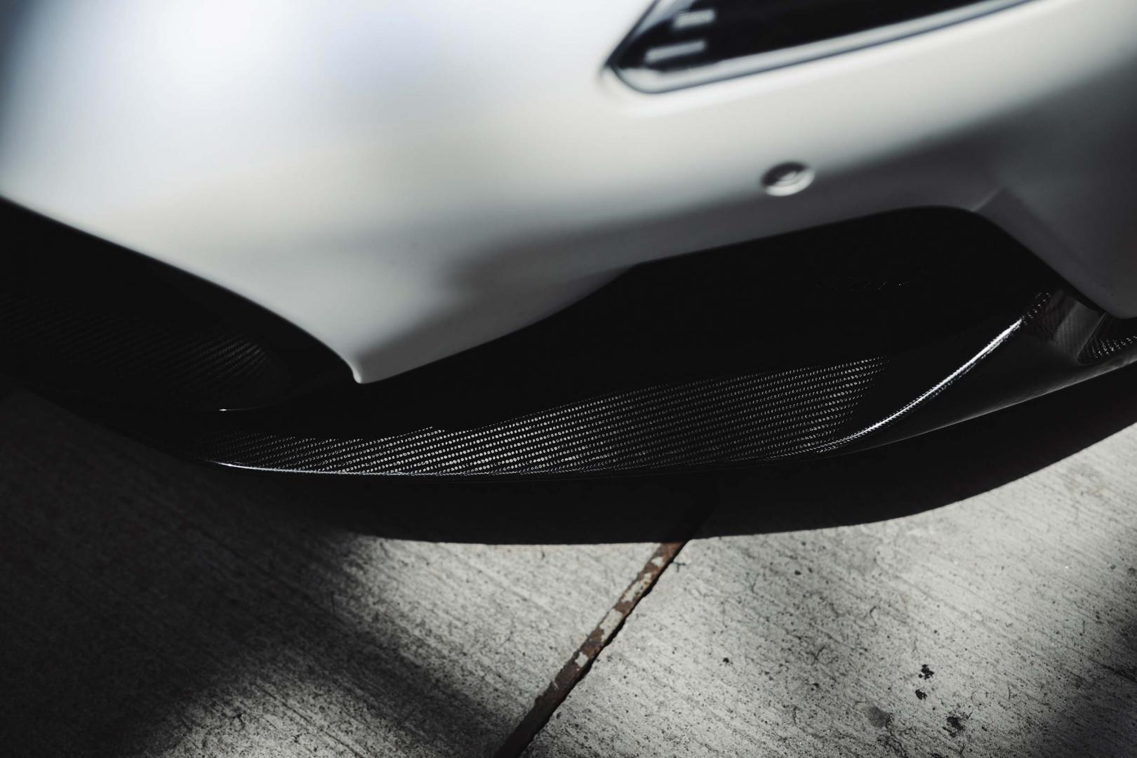Koolstofvezel Maserati MC20