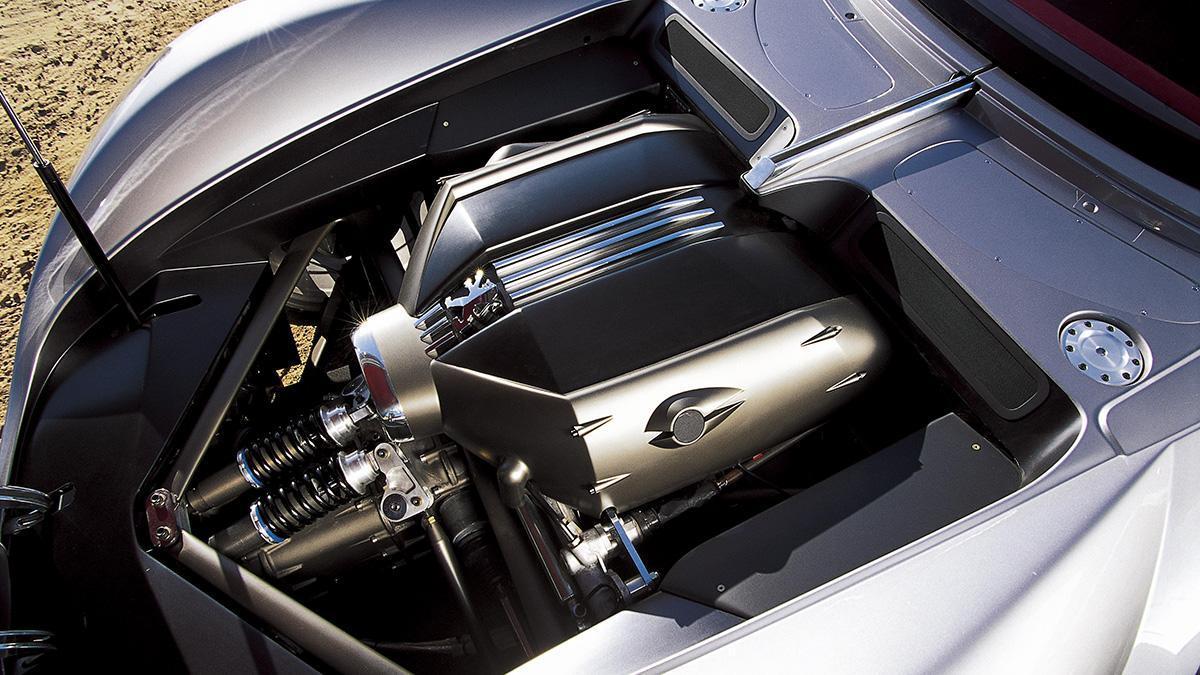 Motor Peugeot 607 Feline