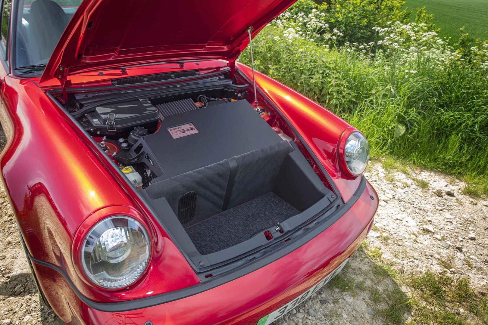 Frunk Elektrische Porsche 911 (964) Everatti