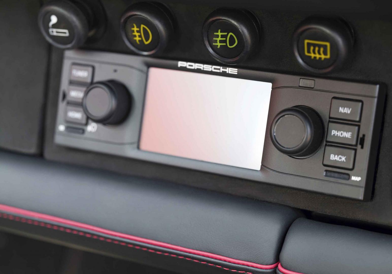 Display scherm Elektrische Porsche 911 (964) Everatti