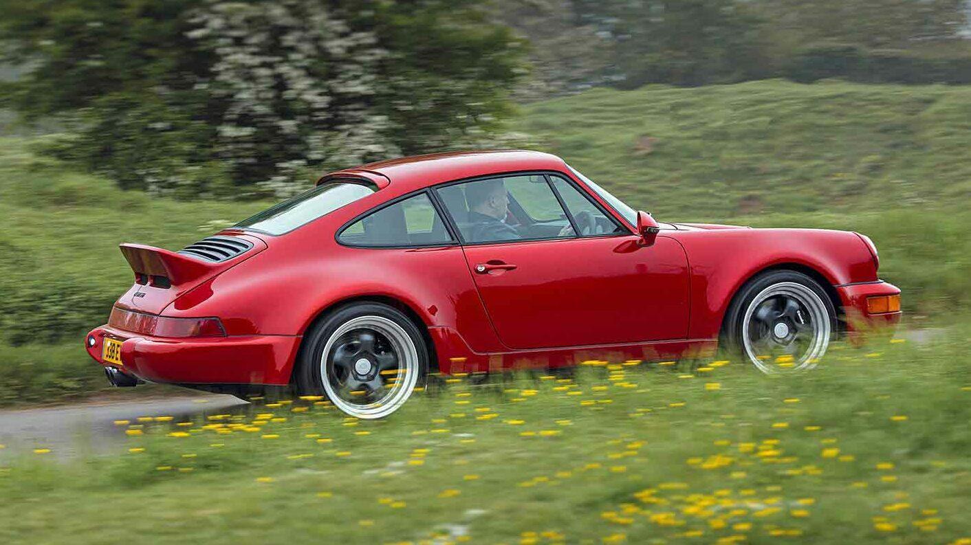 Elektrische Porsche 911 (964) Everatti
