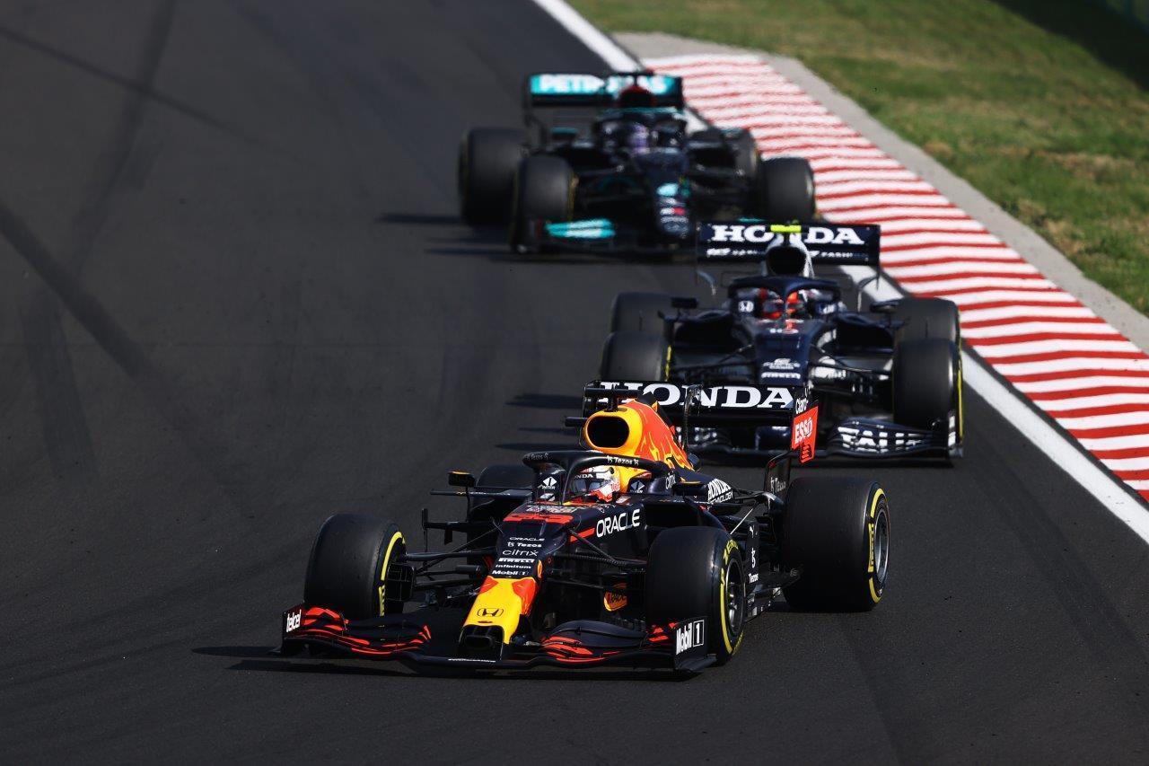 Reacties op de GP van Hongarije 2021