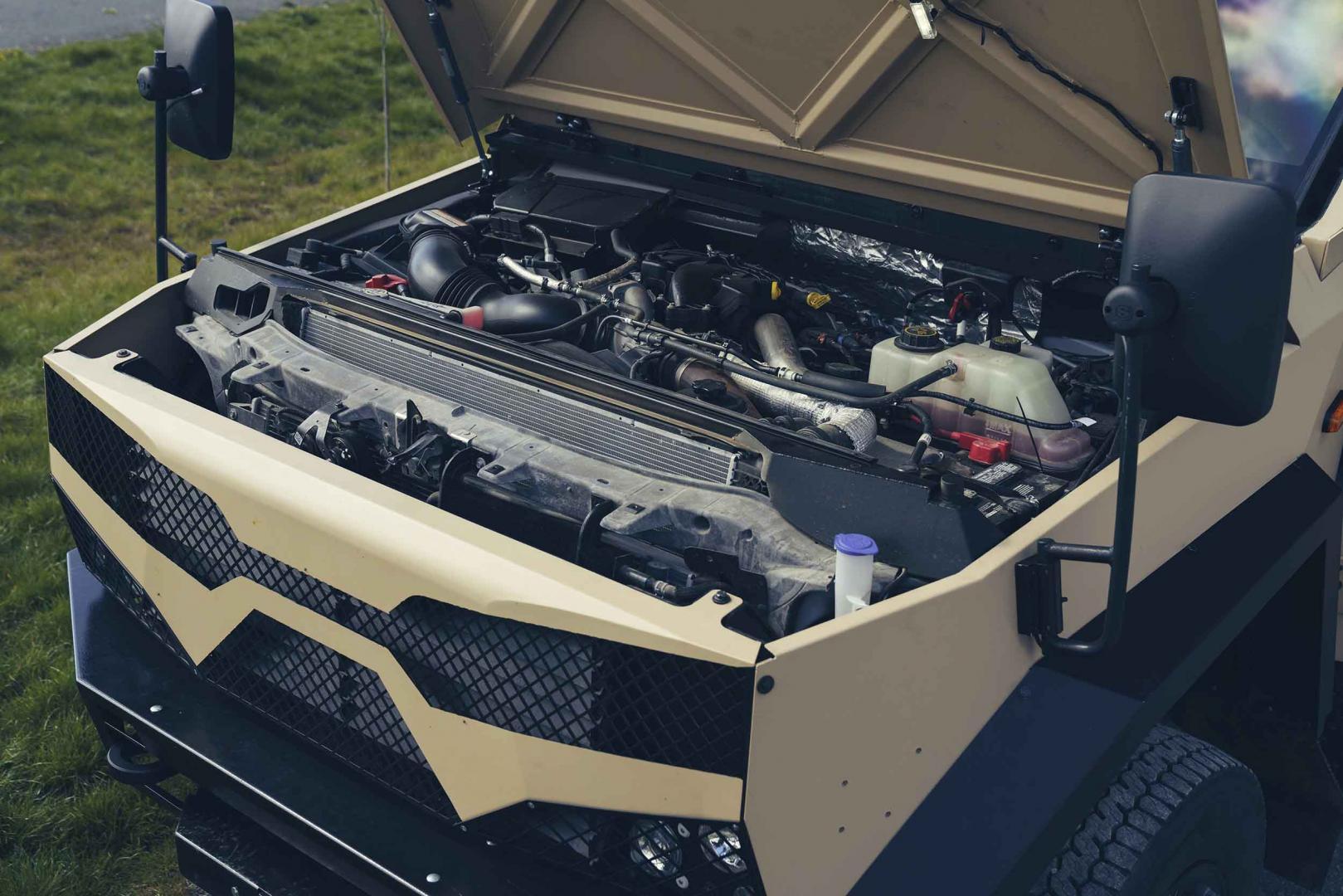 motor Sandcat