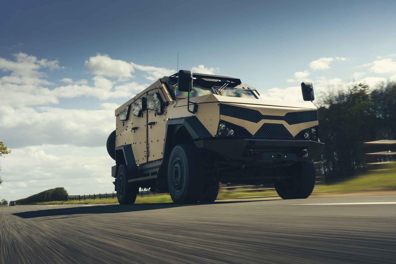 gepantserde Sandcat (Ford F-series)