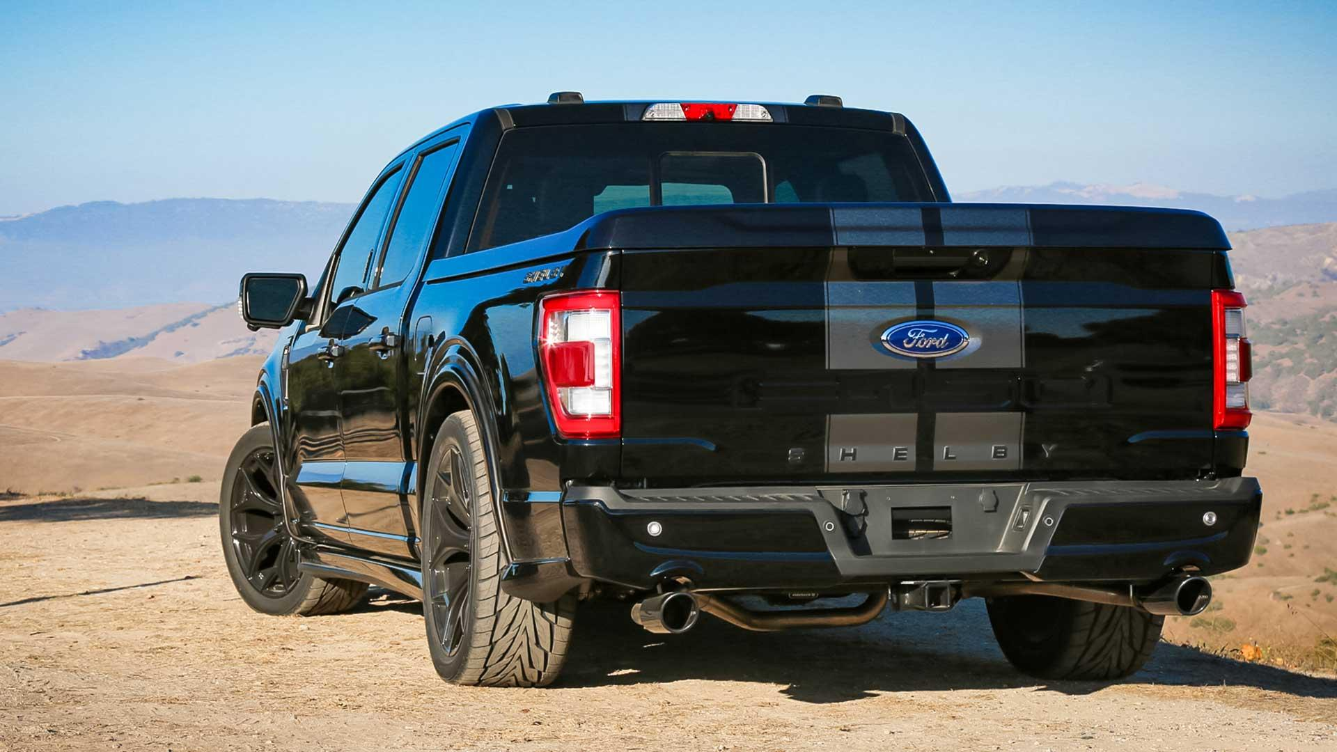 Shelby Super Snake (Ford F-150)