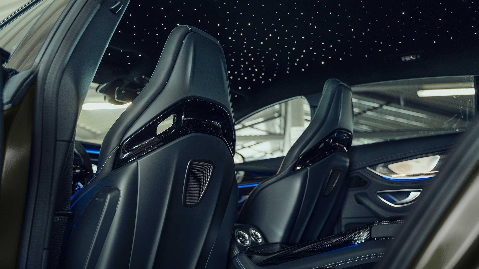 Sterrenhemel Fostla Brabus 800 (Mercedes-AMG GT 63 4-Door Coupé)