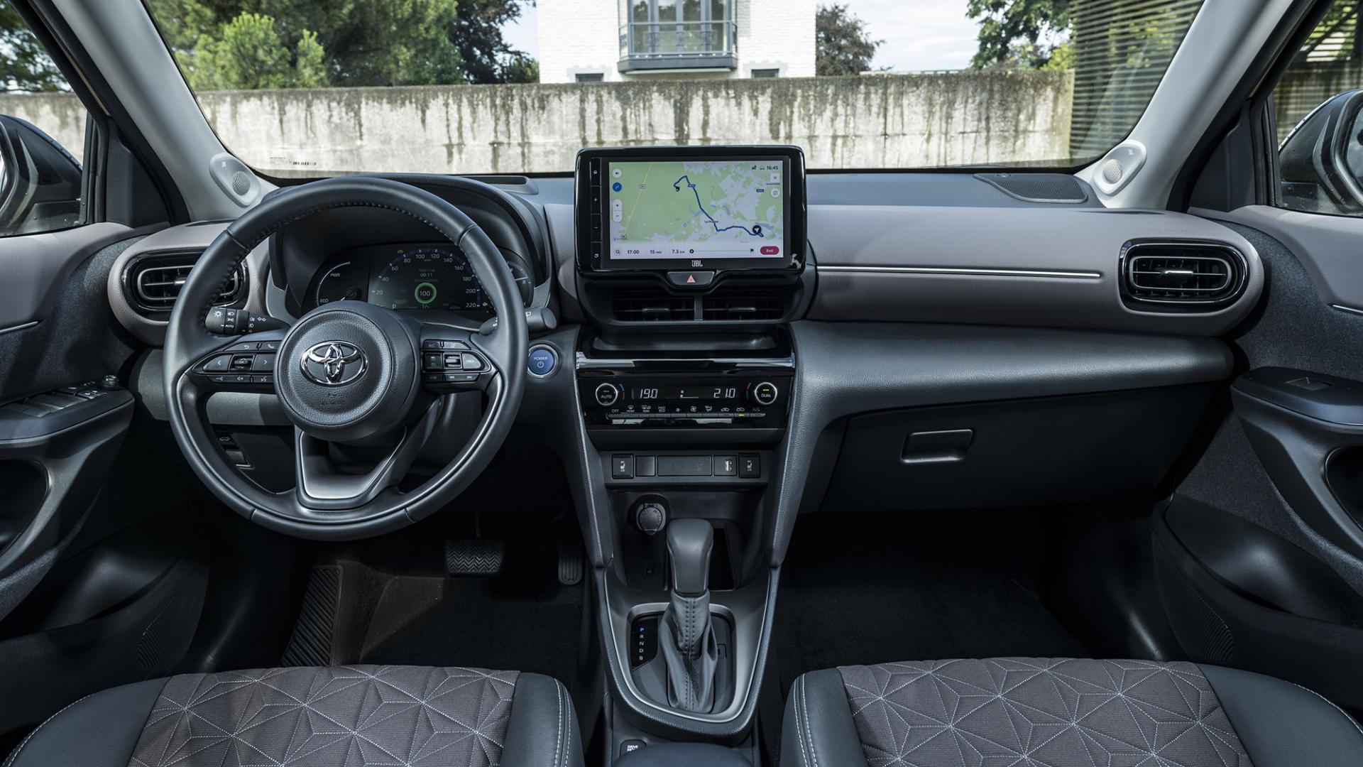 Toyota Yaris Cross: 1e rij-indruk 2021