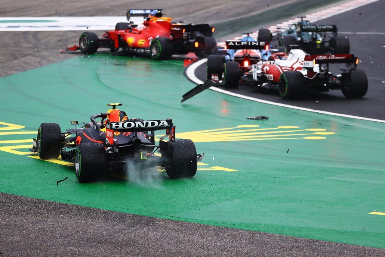 Uitslag van de GP van Hongarije 2021