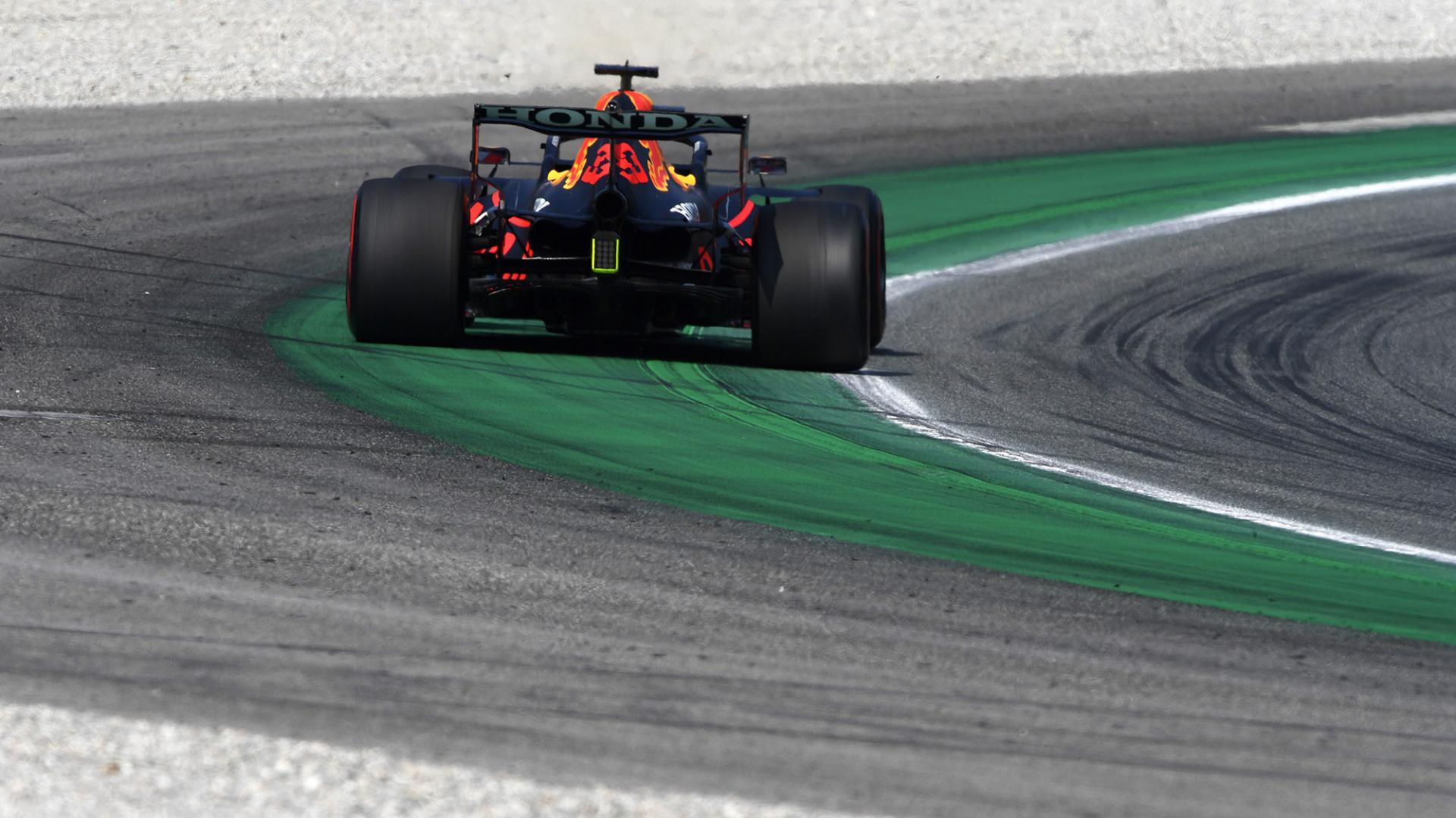 2e vrije training GP van Italië 2021
