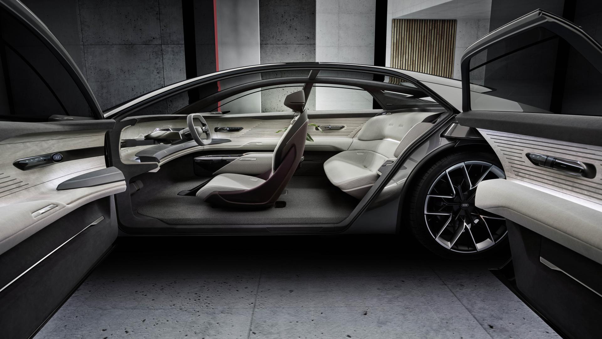 Deuren Audi Grandsphere