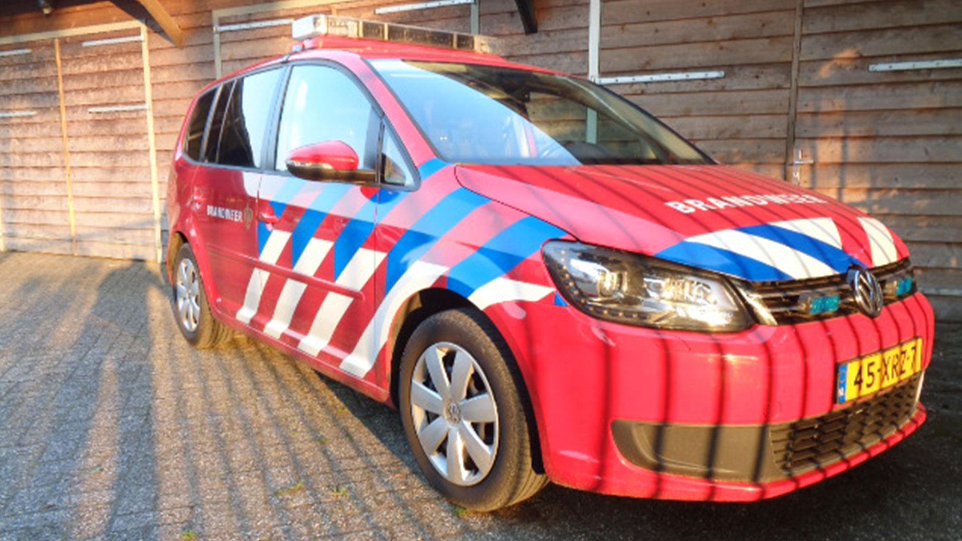 Brandweer VW Touran