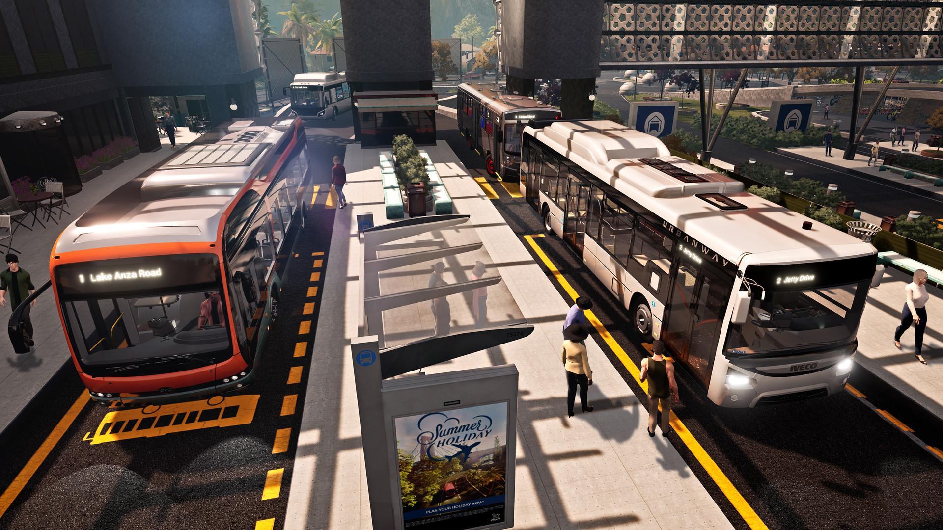 Bus Simulator 2021
