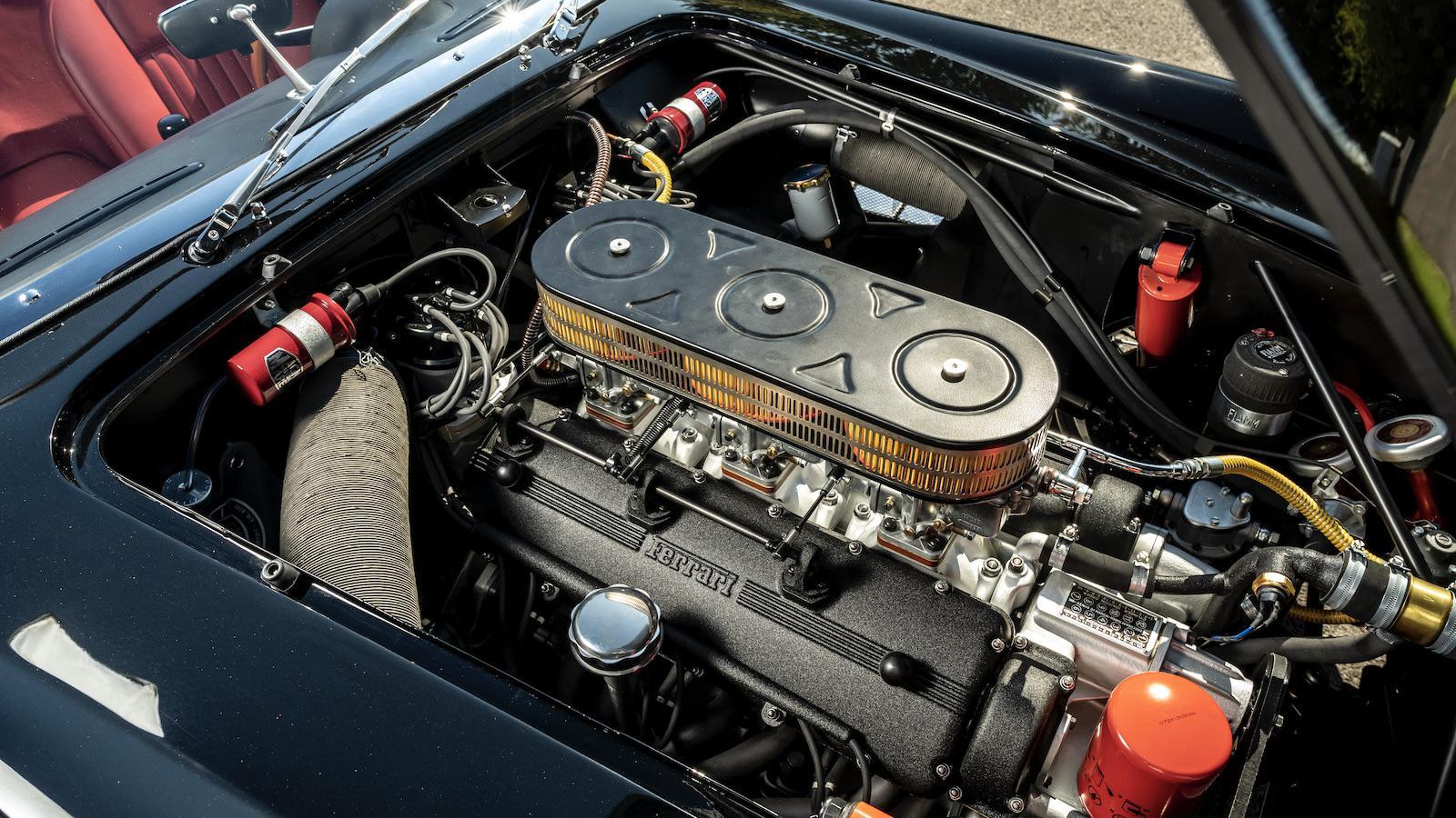 Motor Ferrari 250 GT SWB California