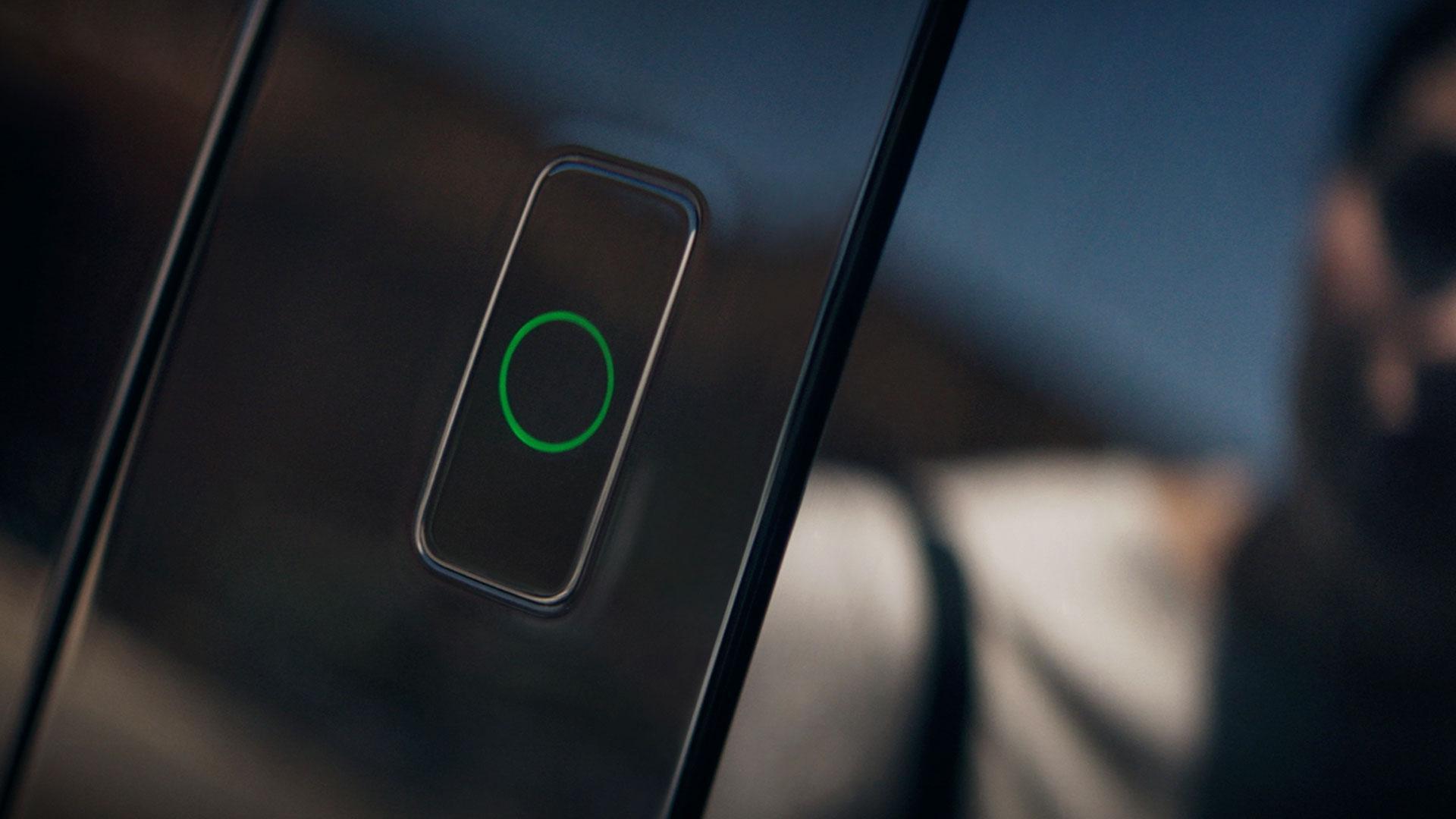 Gezichtsherkenning Genesis GV60 vervangt autosleutel
