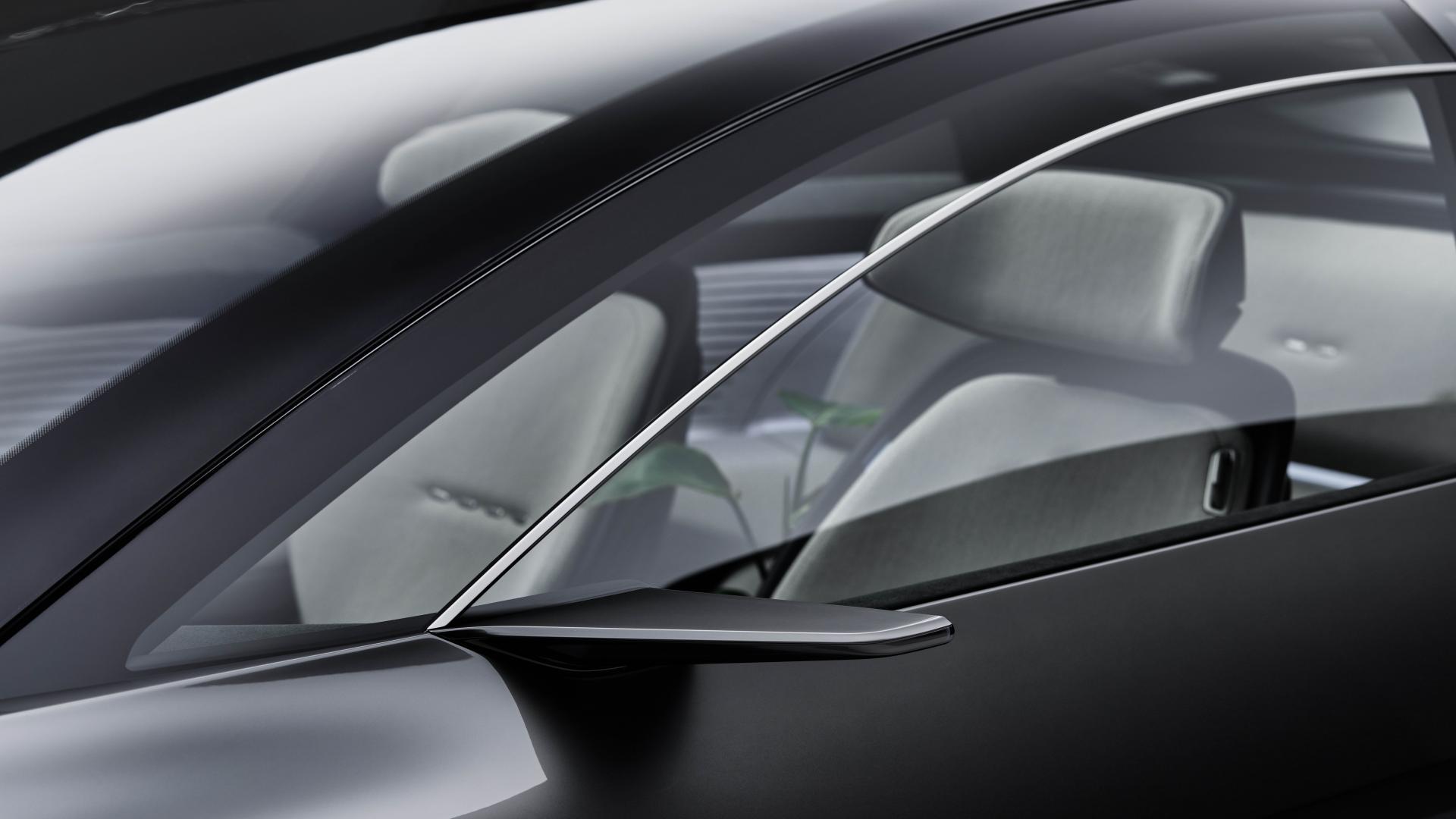 Glas Audi Grandsphere