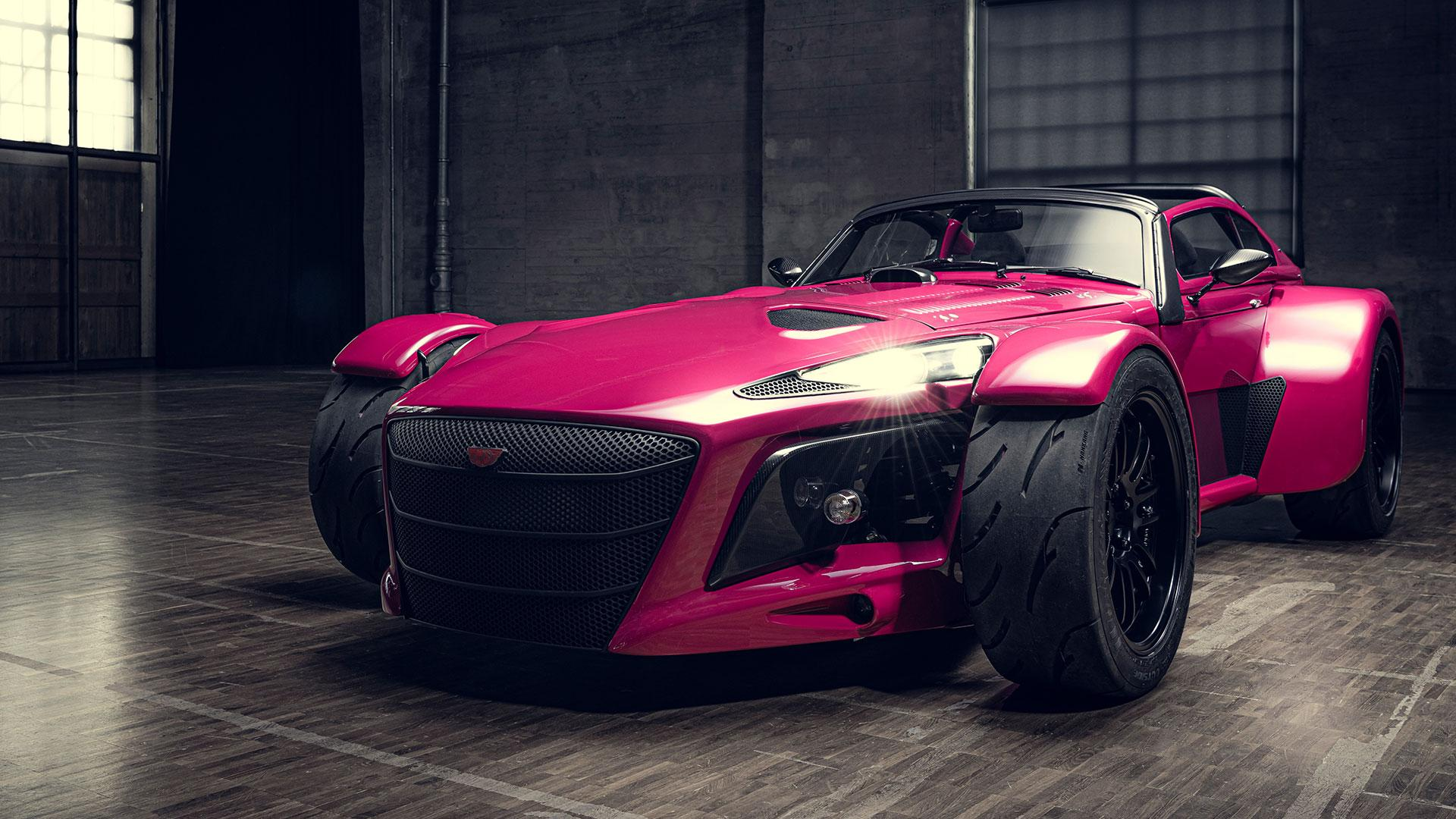 Donkervoort D8 GTO Individual
