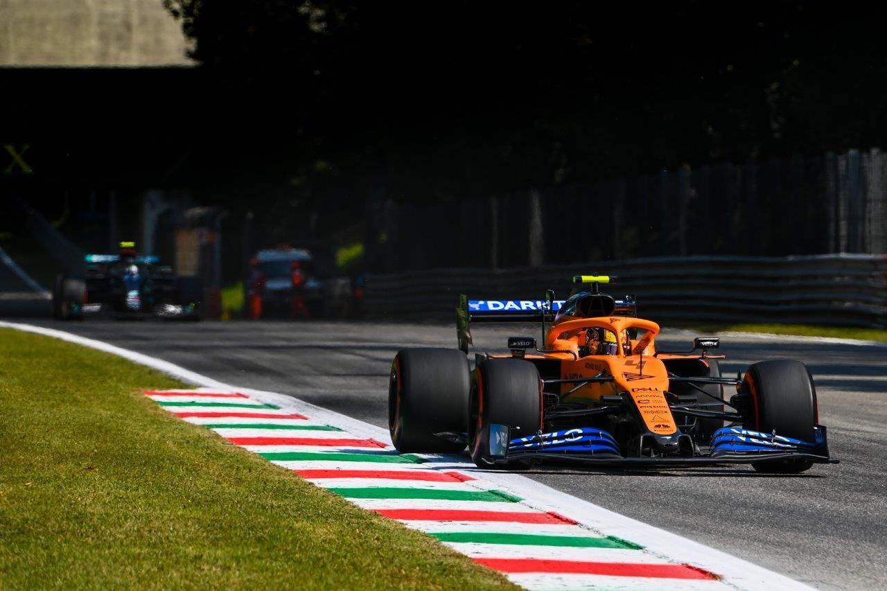 Kwalificatie van de GP van Italië 2021
