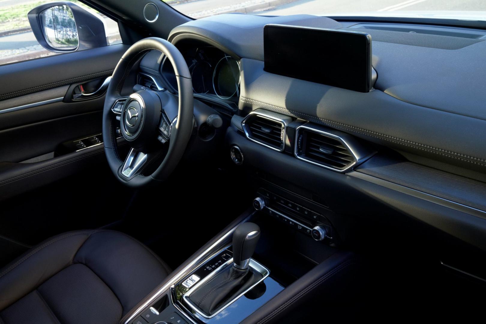 Interieur Mazda CX-5 (2022)
