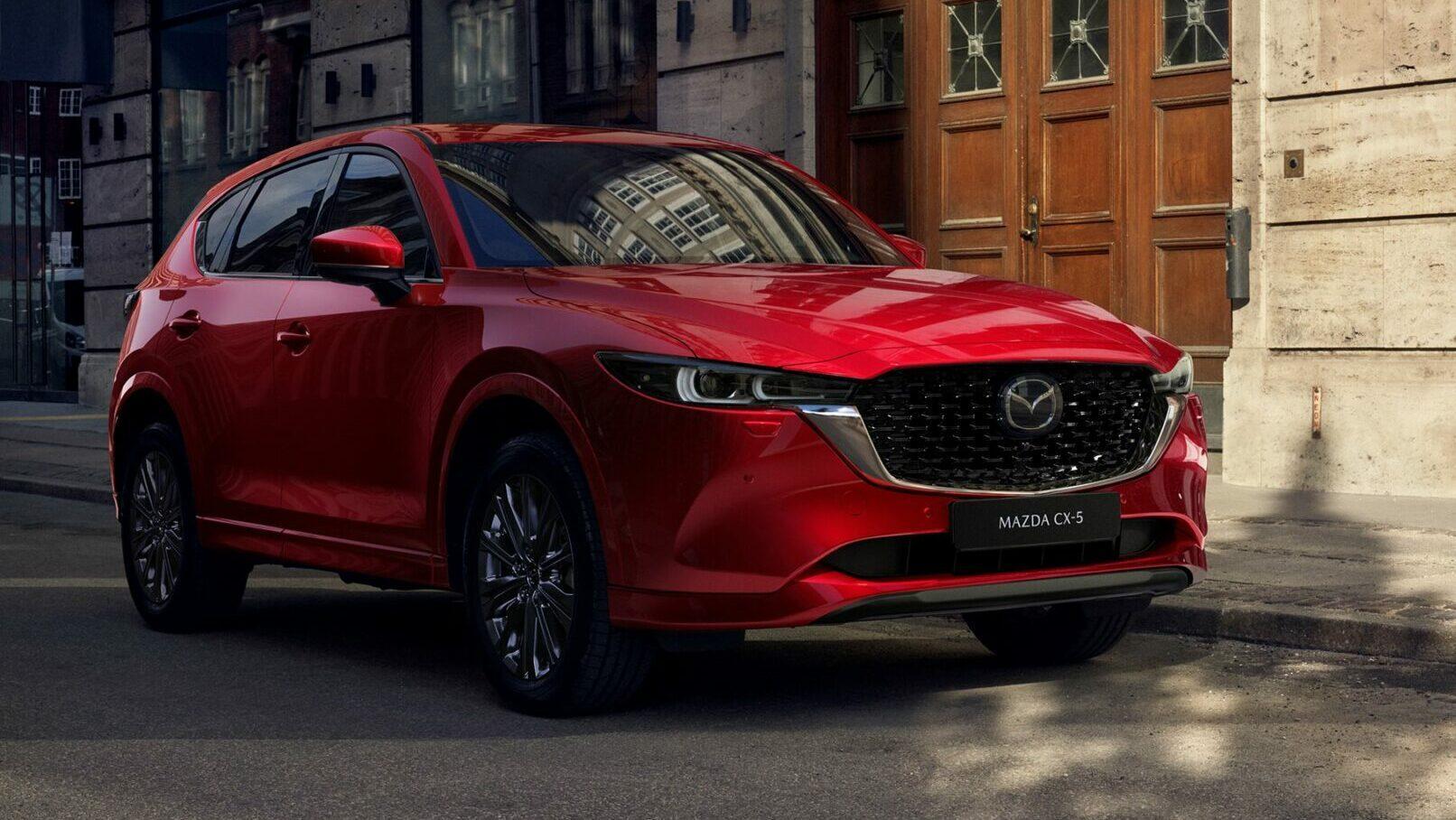 Mazda CX-5 (2022)