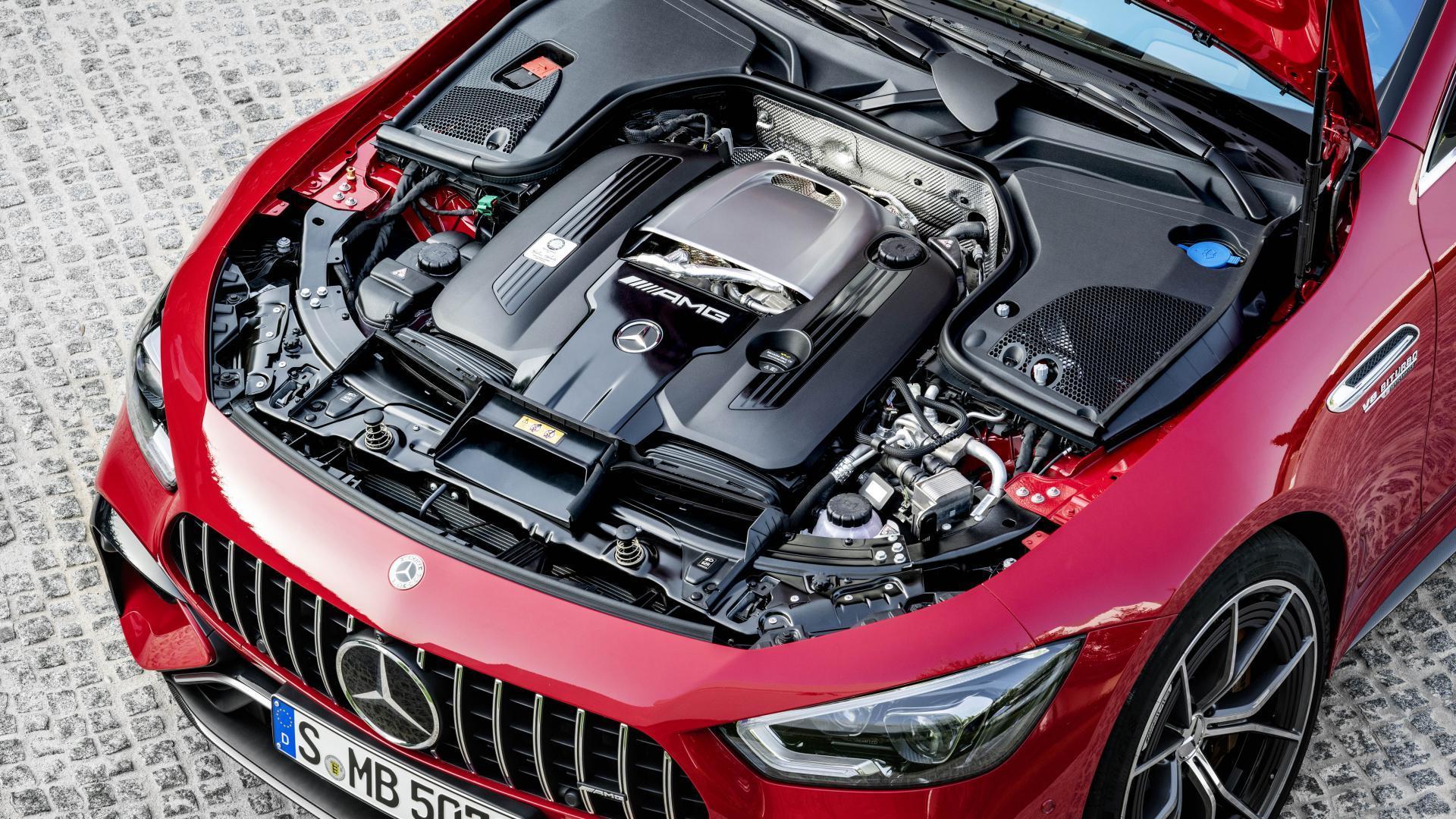 Motor (V8) Mercedes-AMG GT 63 S E Performance