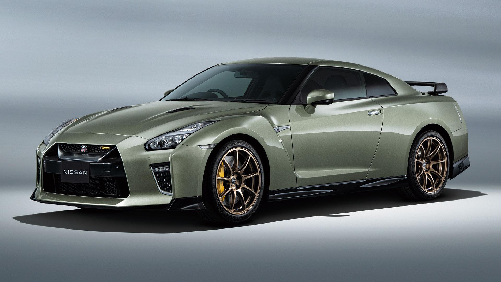 Nissan GT-R T-Spec Track Edition