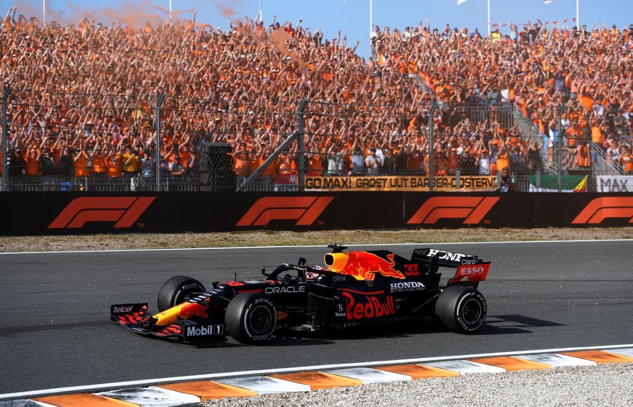 Reacties op de GP van Nederland 2021