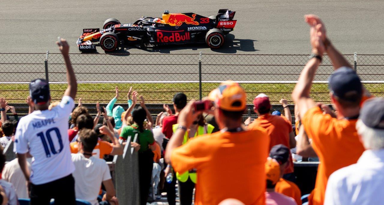 Uitslag van de GP van Nederland 2021