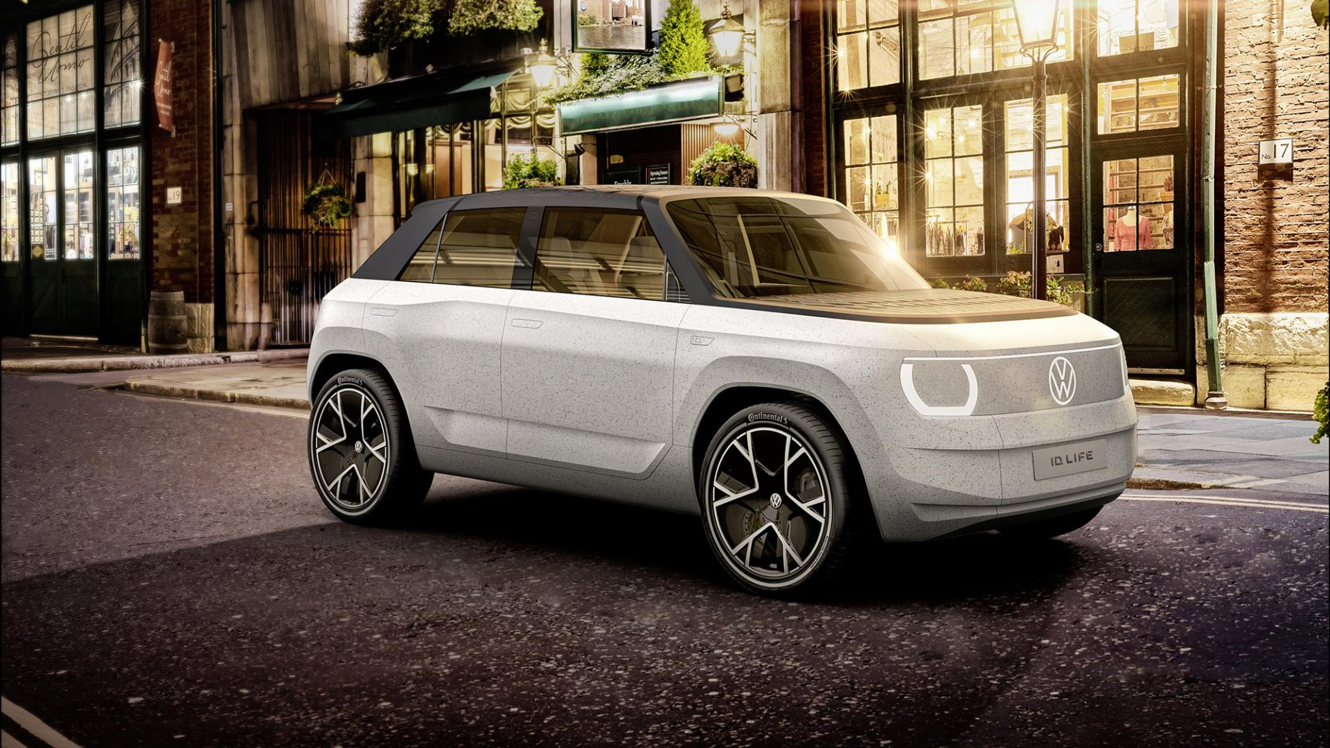 Volkswagen ID Life concept 2021