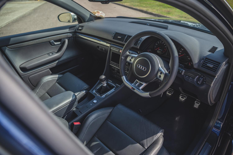 Interieur Audi RS 4 (B7) 2007