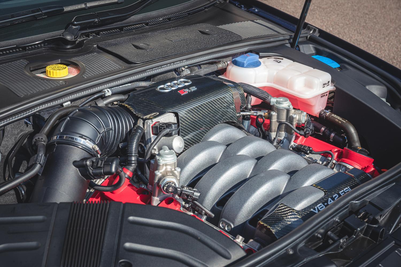 V8 Audi RS 4 (B7) 2007