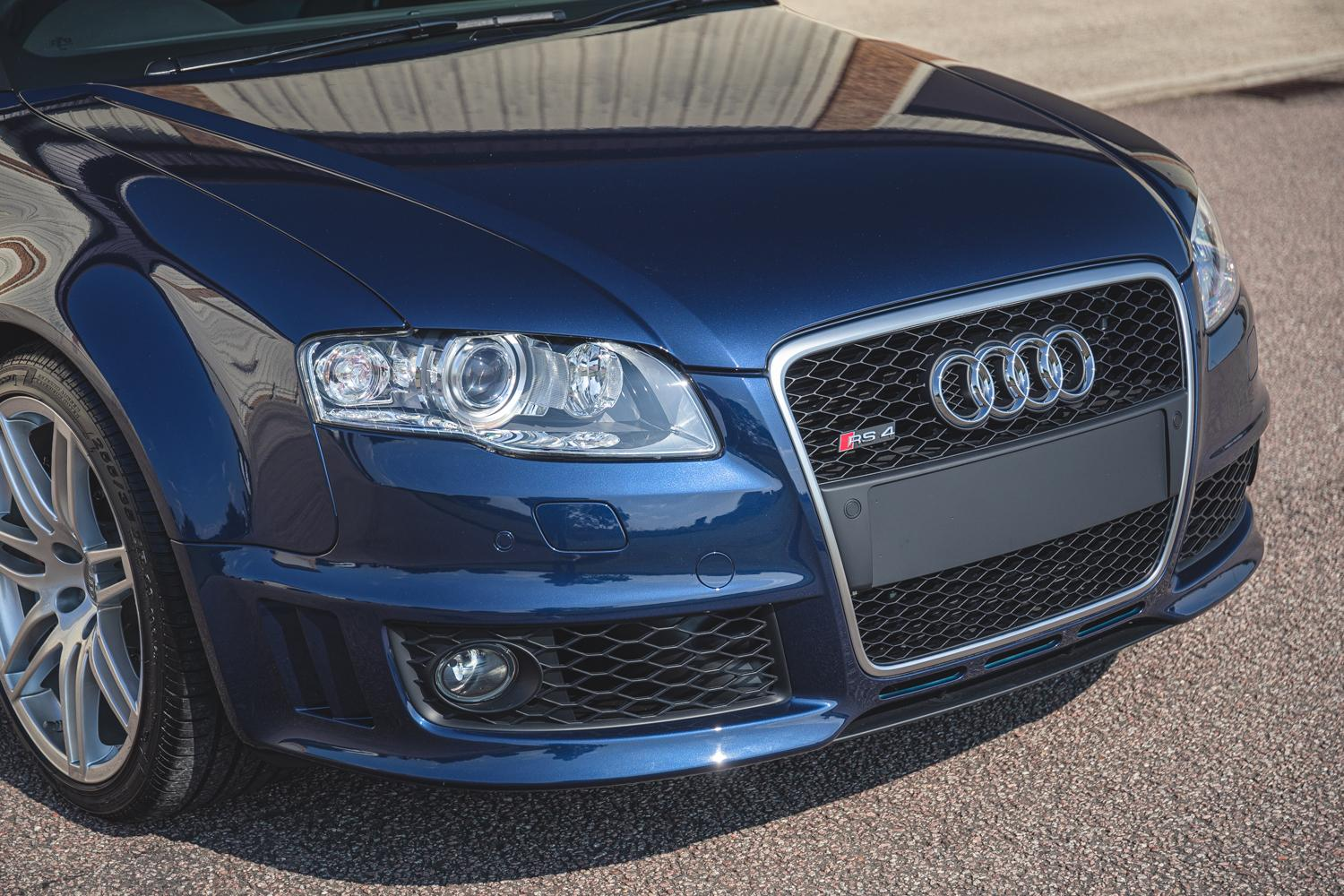 grille Audi RS 4 (B7) 2007