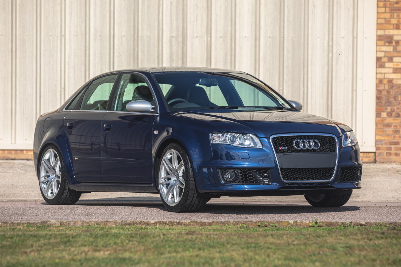 Audi RS 4 (B7) 2007