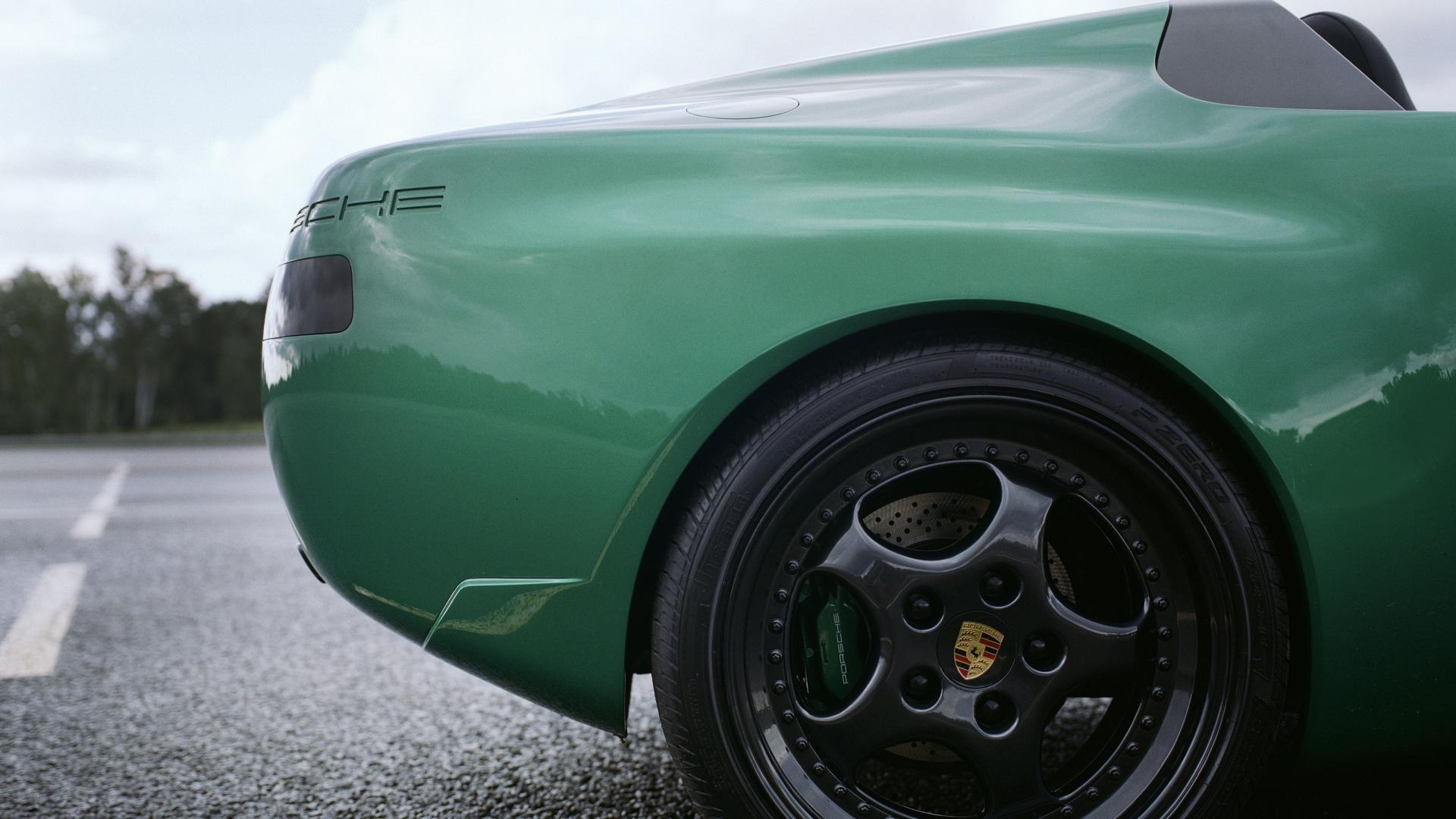 Porsche 968 Speedster (L'Art)