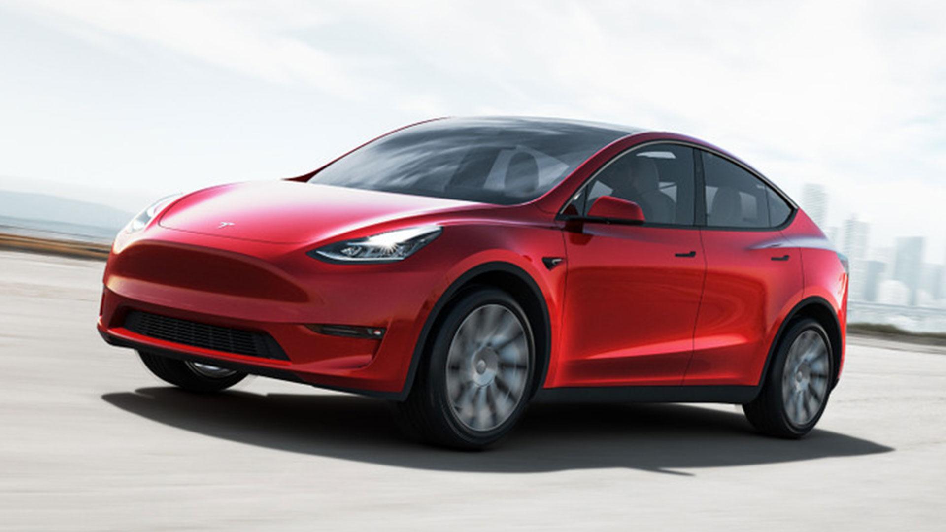 Tesla Model Y (2021)