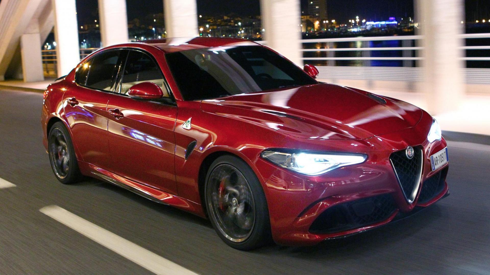 Alfa Romeo Giulia Qv 1e Rij Indruk Topgear
