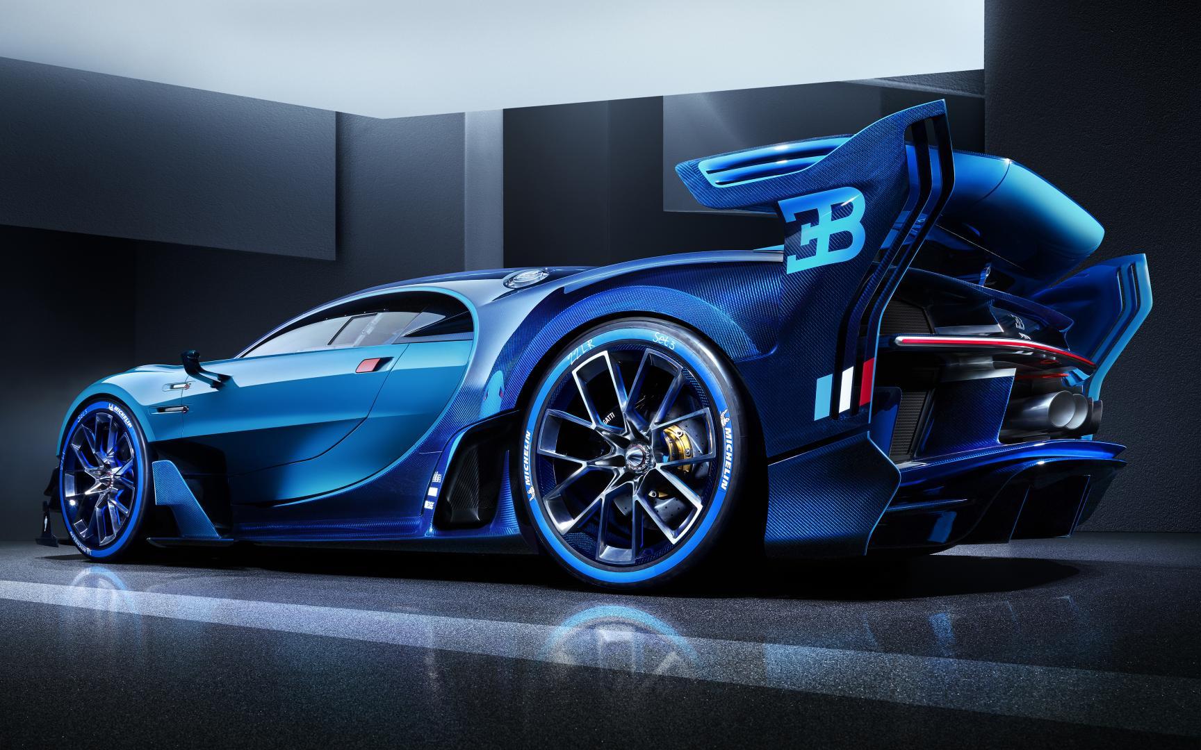 Uitgelicht Bugatti Vision Gran Turismo Topgear Nederland