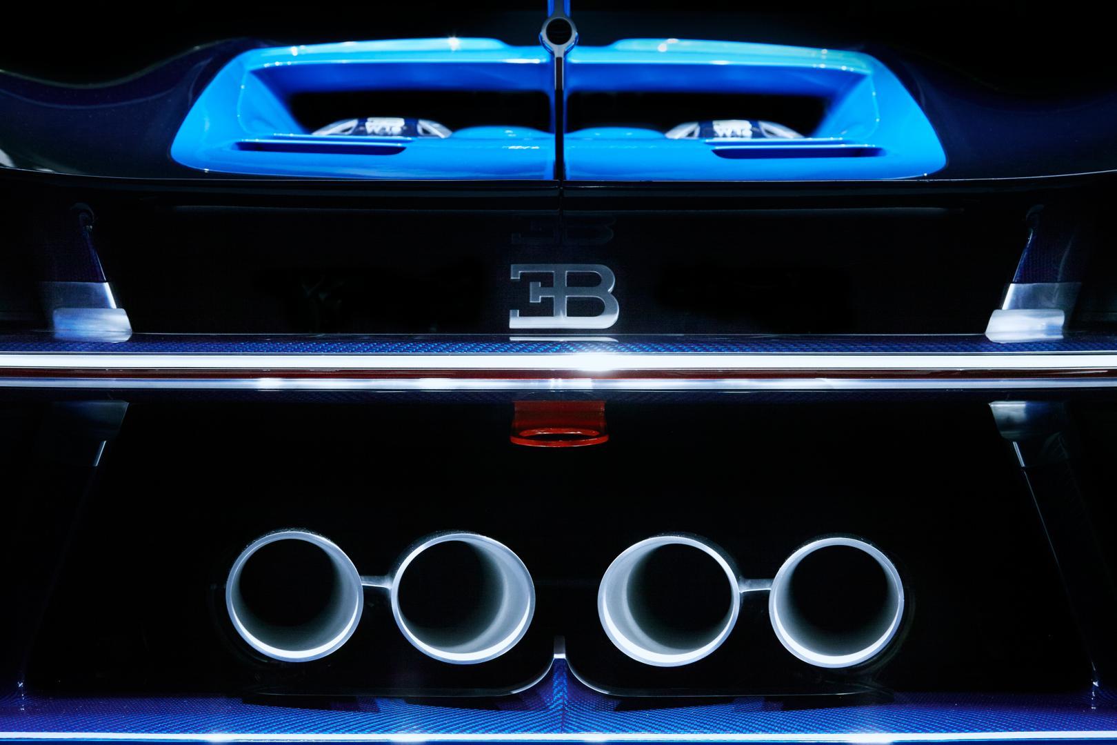 Bugatti Vision Gran Turismo (2016)