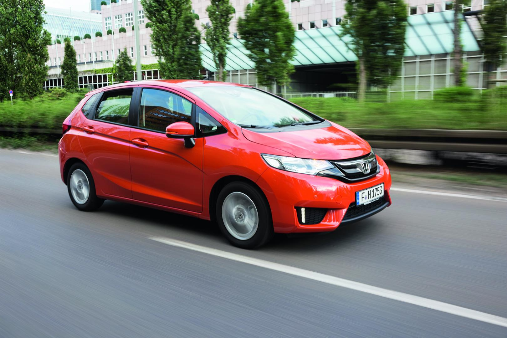 honda jazz 1 3 i vtec testdrive topgear nederland. Black Bedroom Furniture Sets. Home Design Ideas