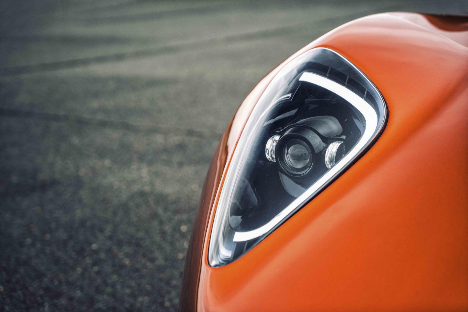 Jaguar C-X75 koplamp (2016)