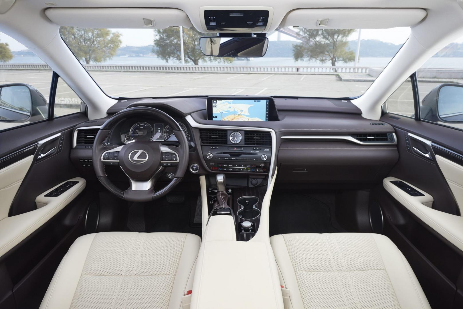 Lexus RX 450h President Line