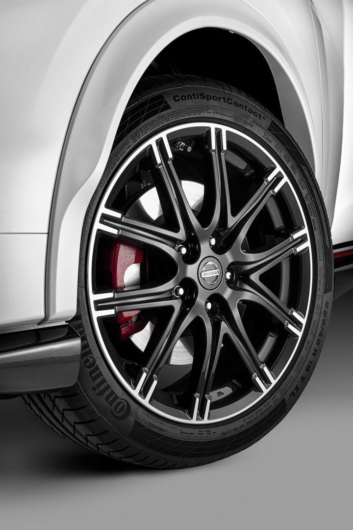 Nissan Juke Nismo RS velg (2015)