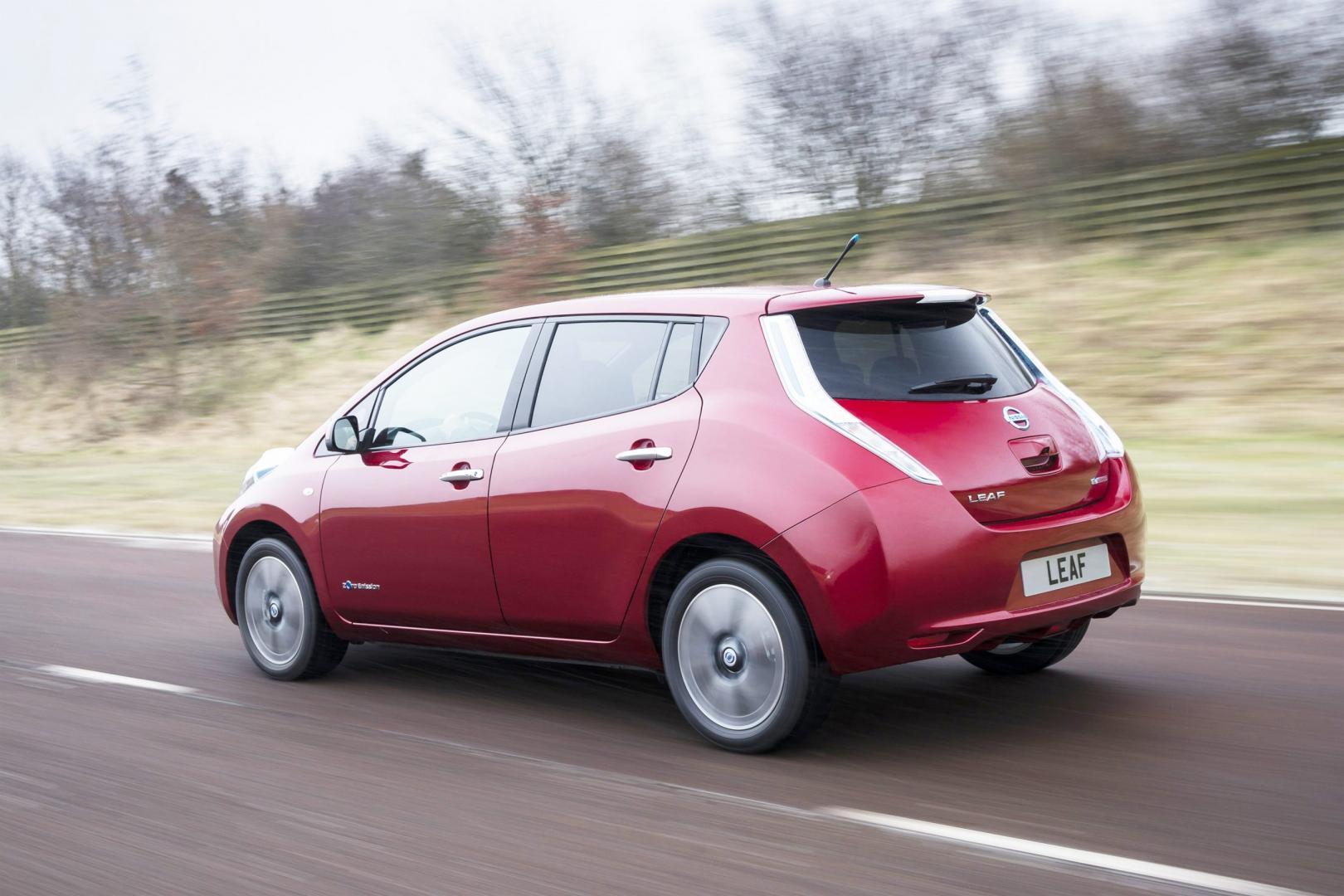 Nissan Leaf Tekna 30 kWh (2016)