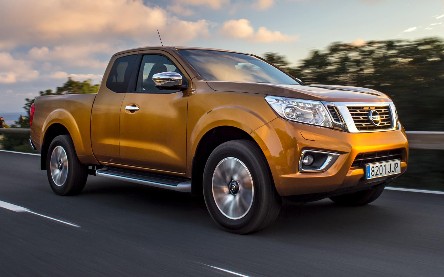 nissan np300 navara king cab 2016 test en specificaties topgear. Black Bedroom Furniture Sets. Home Design Ideas