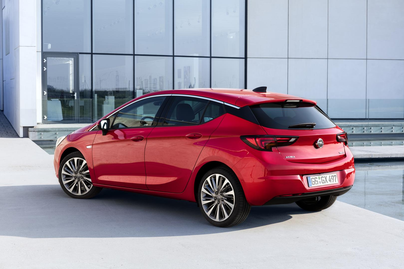 opel astra 1 4 turbo autotest gefocust modern en levendig. Black Bedroom Furniture Sets. Home Design Ideas