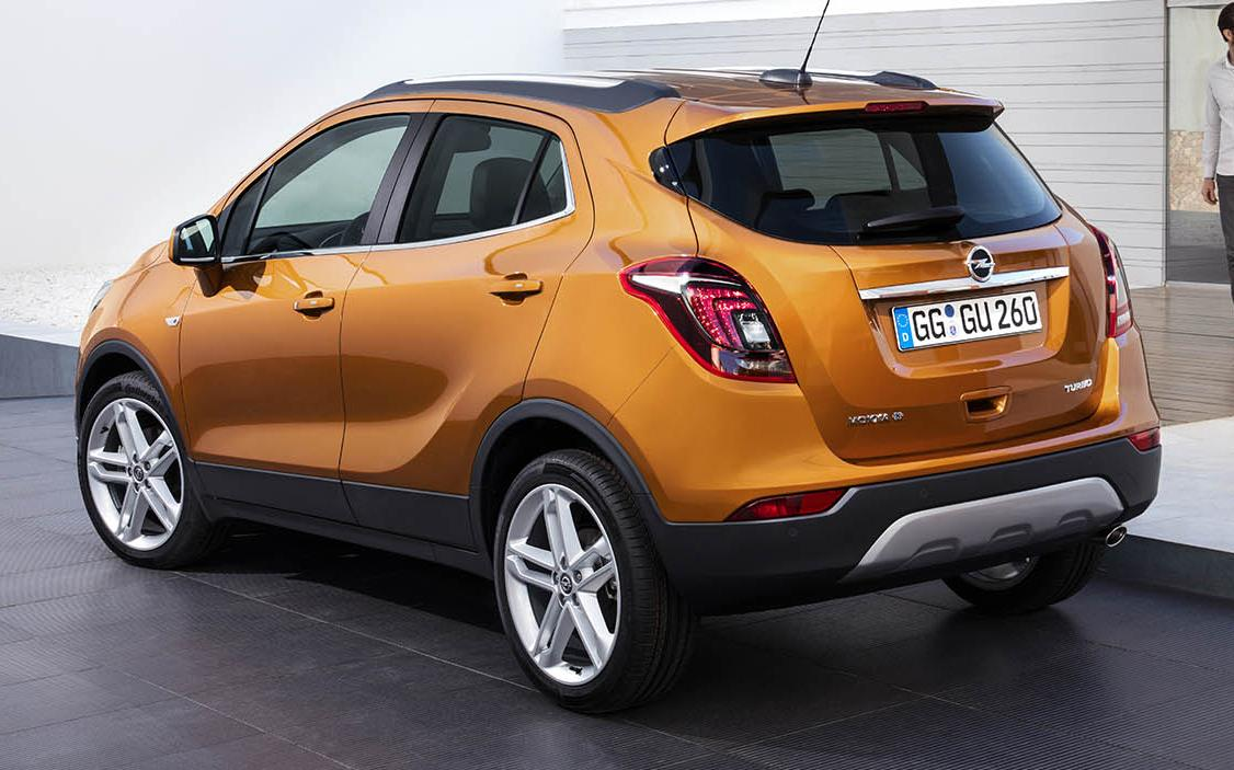 opel mokka x is lekker fris topgear. Black Bedroom Furniture Sets. Home Design Ideas