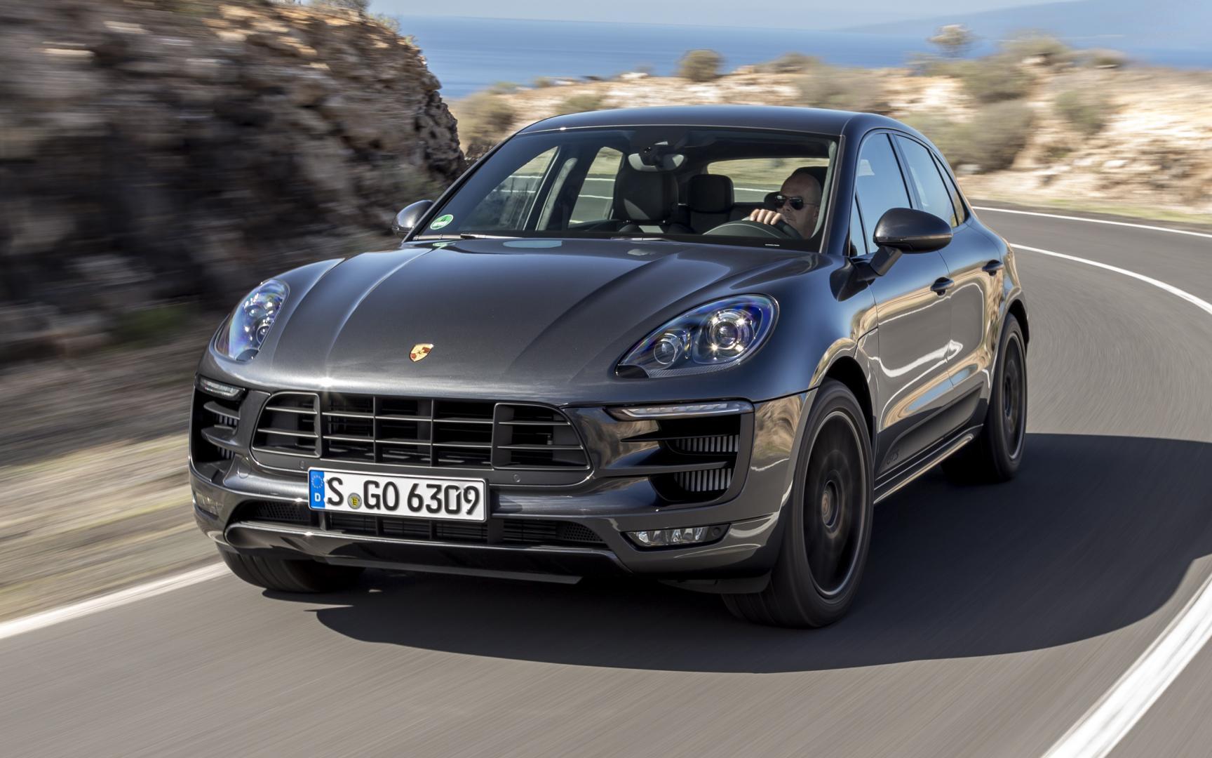 Porsche Macan Gts 2016 Test En Specificaties Topgear Nederland