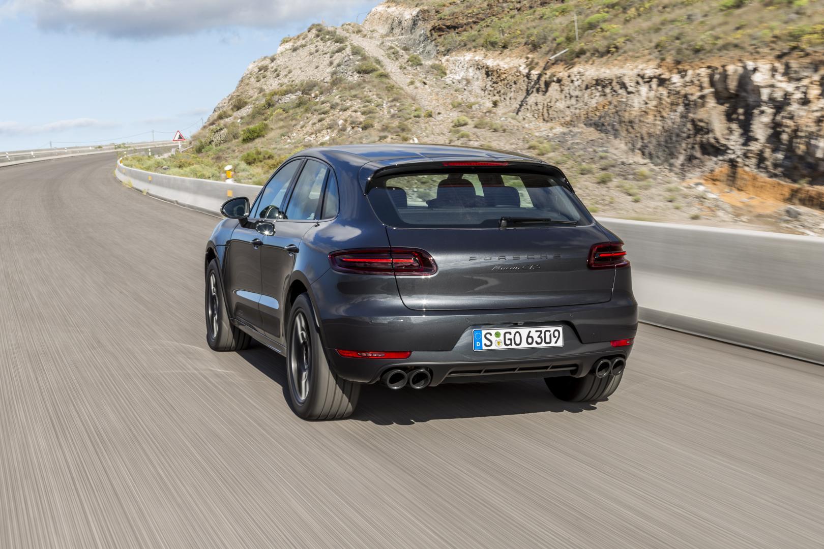 Porsche Macan Afmetingen | Autos Post - photo#18
