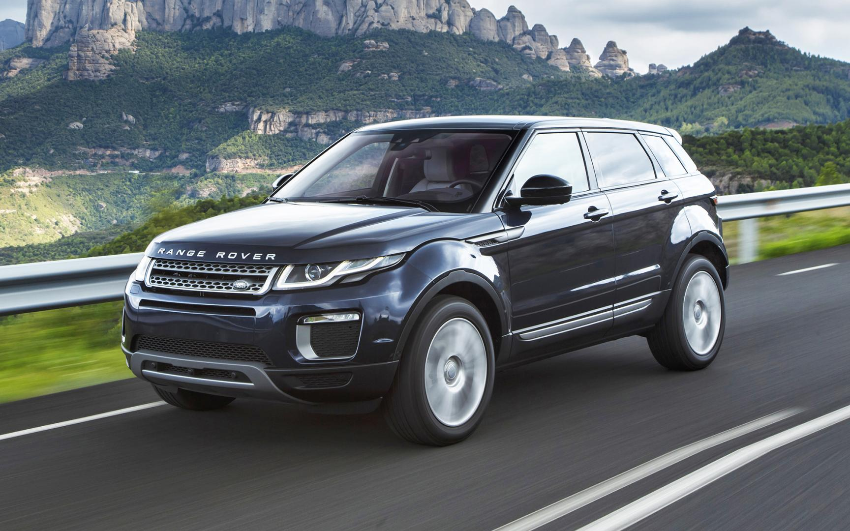 range rover evoque ed4 150 pk 2015 topgear nederland. Black Bedroom Furniture Sets. Home Design Ideas